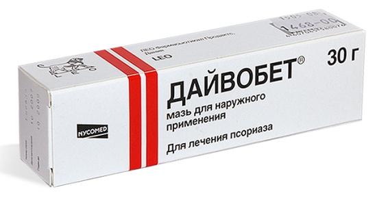 Дайвобет – негормональный препарат