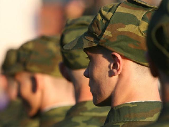 экзема у солдата