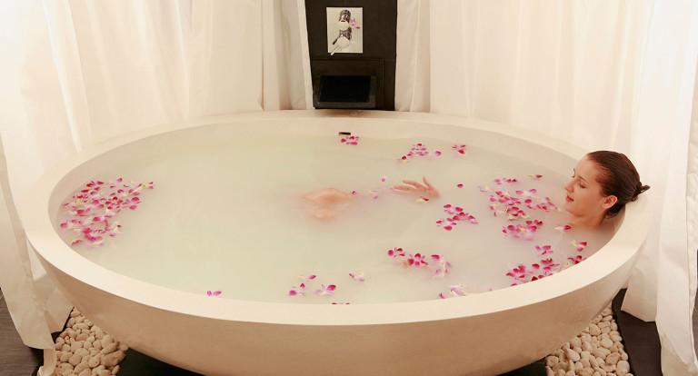 Льняная ванна