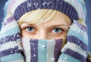 Холодовой дерматит