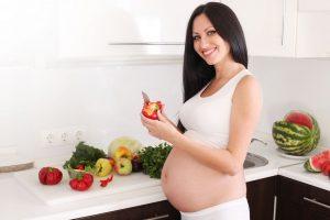 Рацион питания беременной