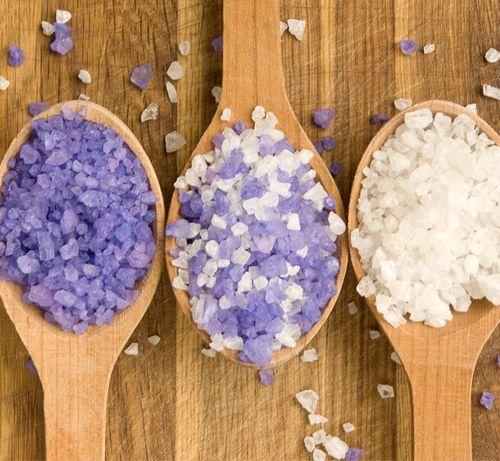 разная морская соль