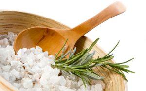 Соль для лечения экземы