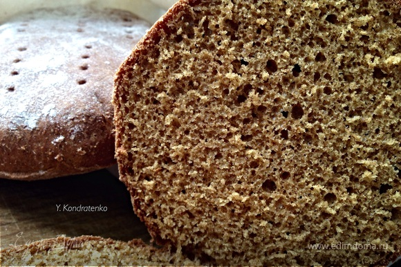 Лепешки из ржаного хлеба