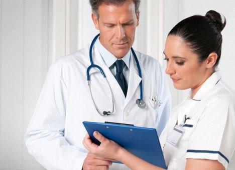 Обращения к врачу обязательно