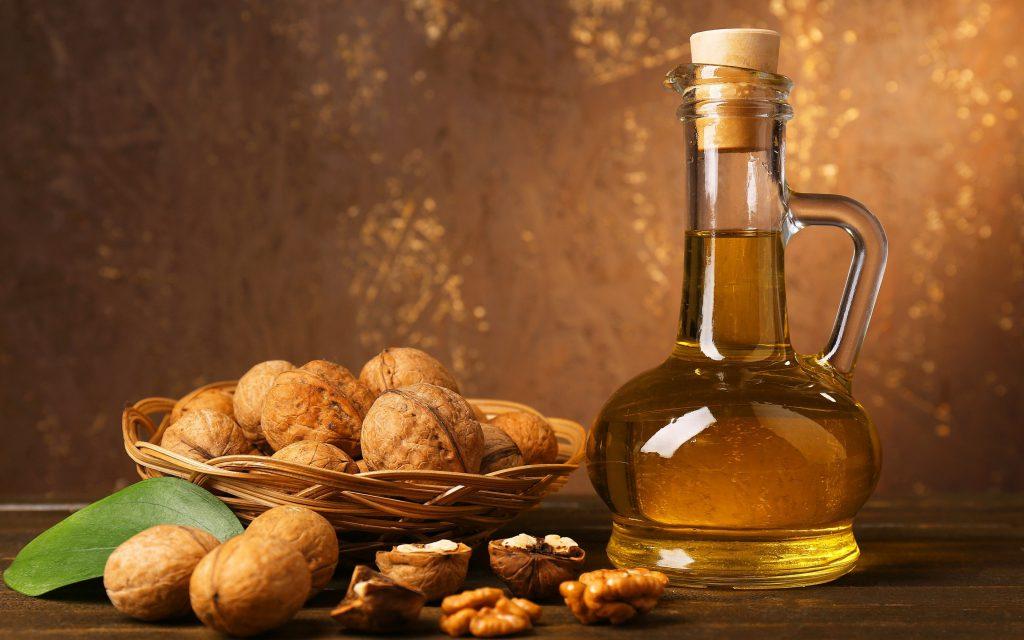 Настойка грецких орехов