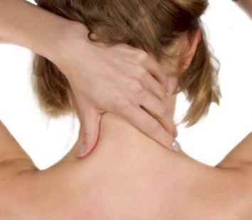 заболевание на шее